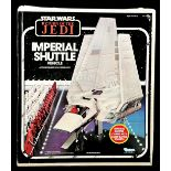 Lot # 1227: STAR WARS - EP VI - RETURN OF THE JEDI - Imperial Shuttle Vehicle - Sealed