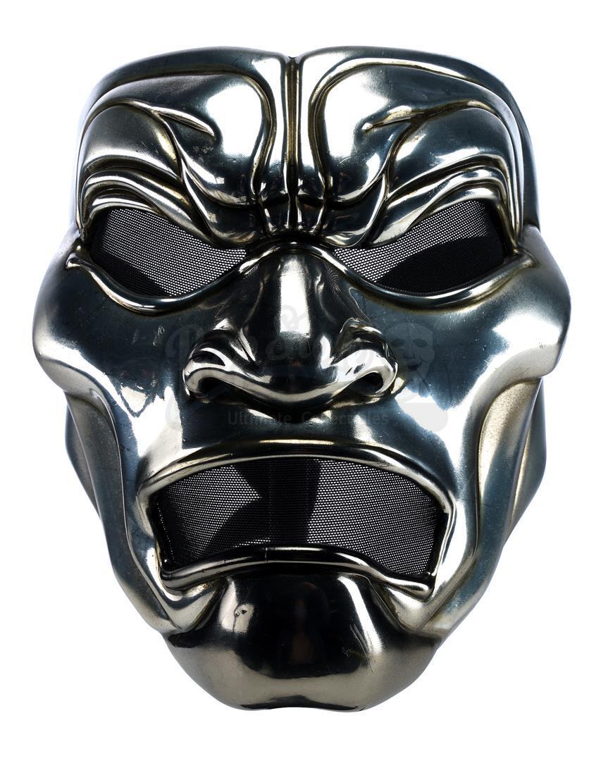 Lot # 446: 300 - Immortal Warrior Stunt Mask