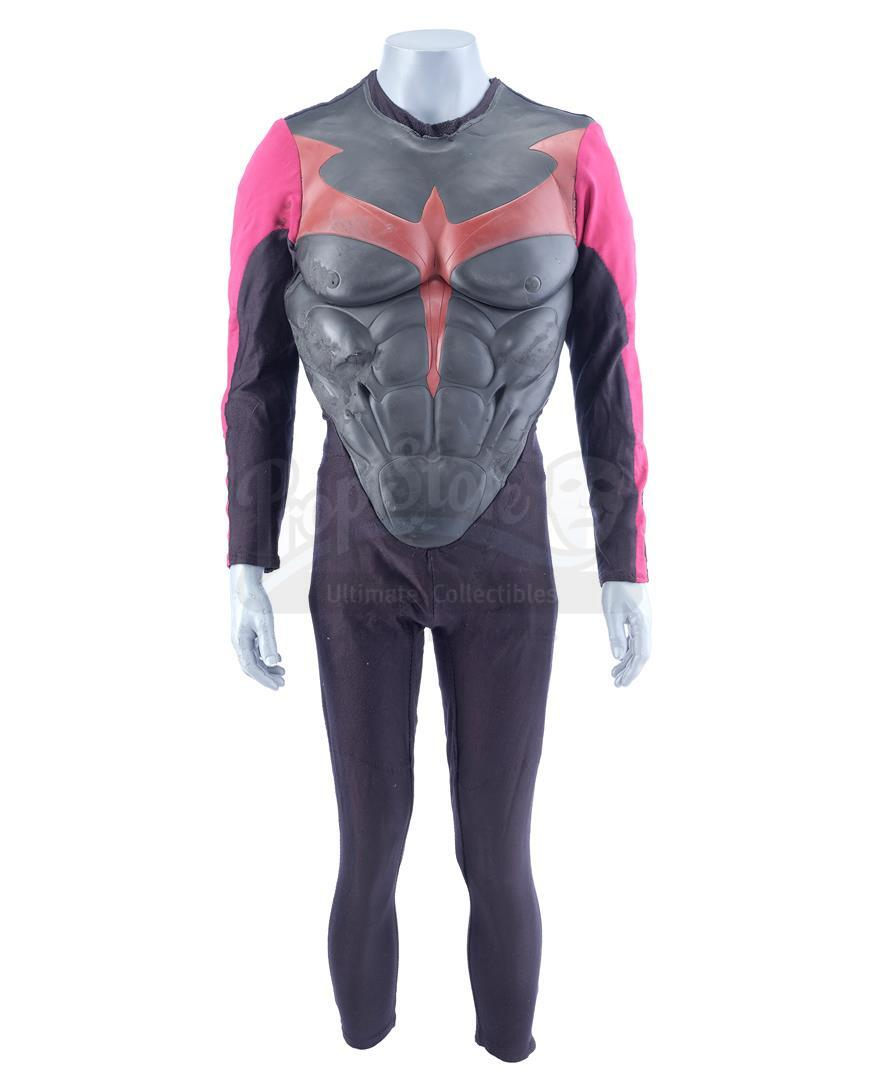 Lot # 1013: THE SERPENT AND THE RAINBOW (1988) - Robin's Breastplate and Bodysuit - Image 2 of 8