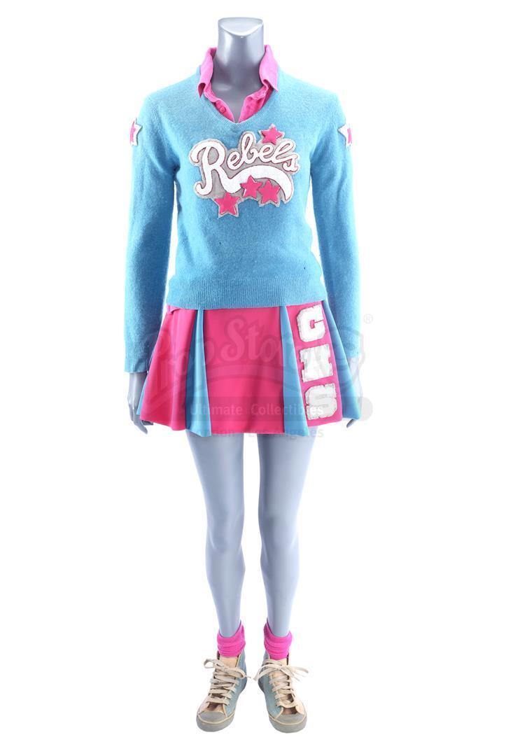 Lot # 916: NIGHT OF THE COMET - Samantha Belmont's (Kelli Maroney) Cheerleader Costume