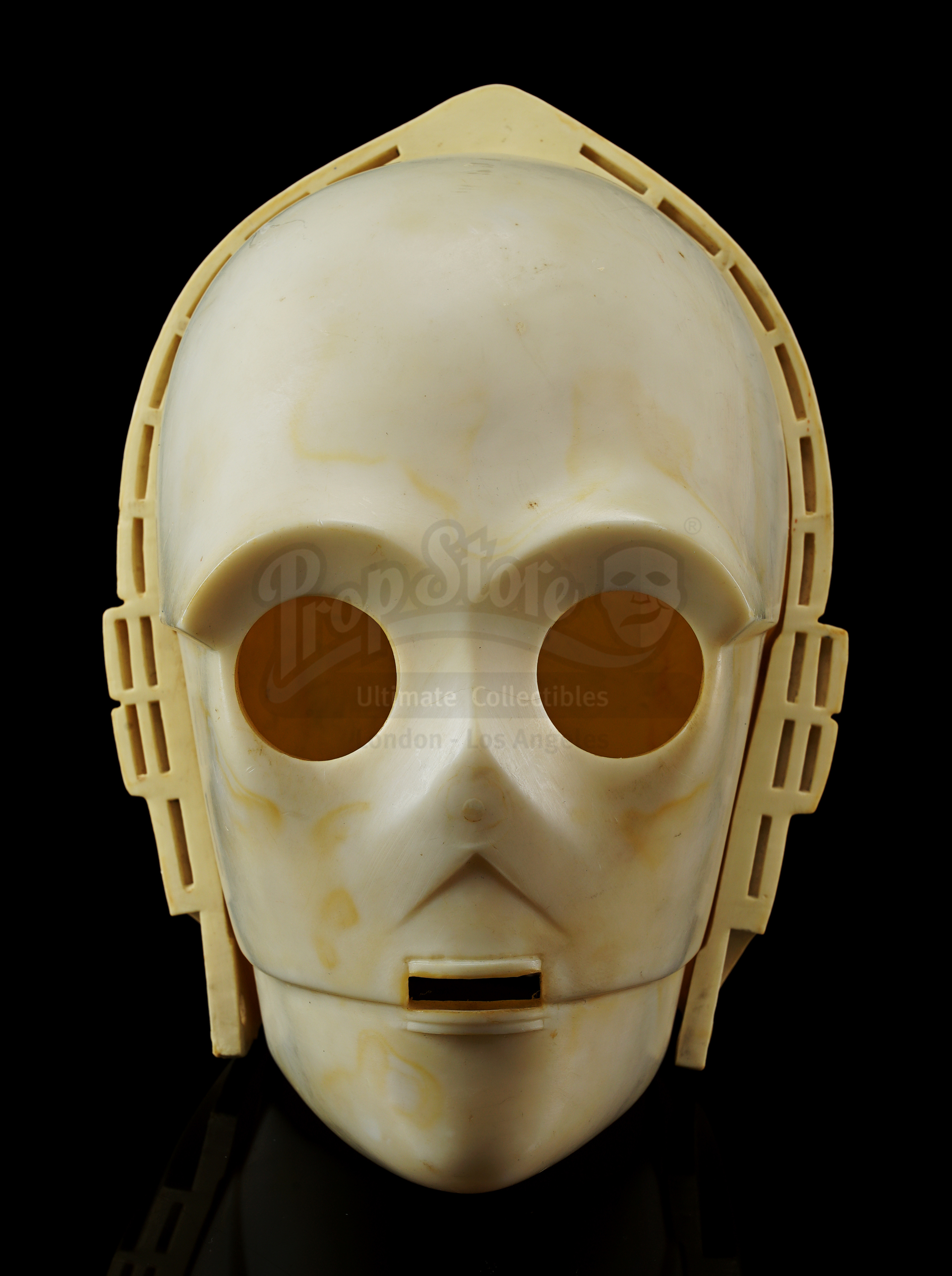 Lot # 302: STAR WARS - EP V - THE EMPIRE STRIKES BACK - C-3PO (Anthony Daniels) Prototype Injection