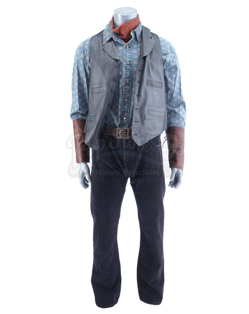 Lot # 726: THE HATEFUL EIGHT - Joe Gage's (Michael Madsen) Costume