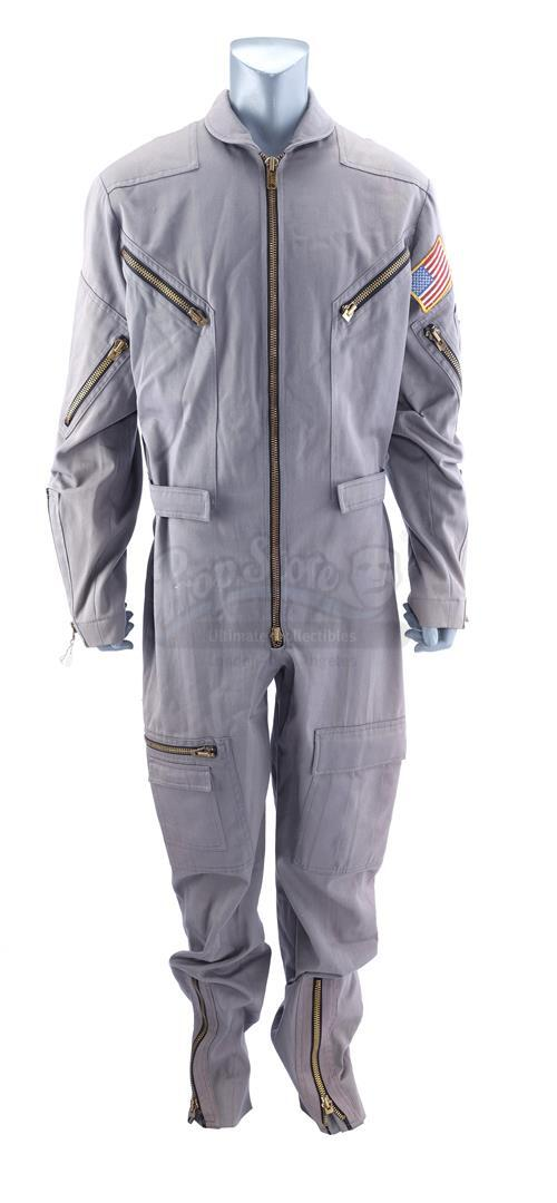Lot # 442: 2010: THE YEAR WE MAKE CONTACT - Dr. Walter Curnow's (John Lithgow) Jumpsuit