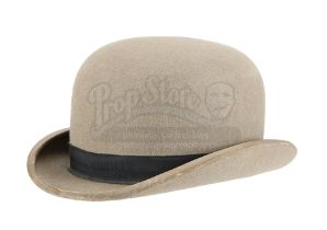 THE AVENGERS (T.V. SERIES, 1961 - 1969) - John Steed's (Patrick Macnee) Series 5 Grey Bowler Hat