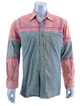 BLADE RUNNER (1982) - Rick Deckard's (Harrison Ford) Photo-matched Shirt