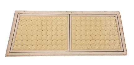 ALIEN (1979) - Large Screen-matched MU/TH/UR 6000 Panel