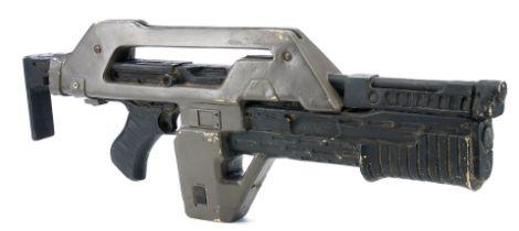 ALIENS (1986) - Lightweight M-41A Pulse Rifle