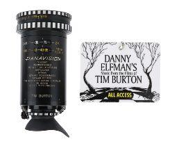 VARIOUS PRODUCTIONS - Tim Burton's Panavision Director's Viewfinder