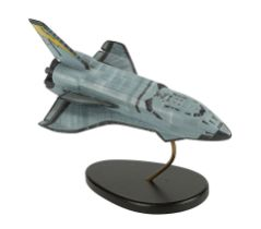 ARMAGEDDON (1998) - Independence Shuttle Small-Scale Model Miniature