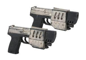 BLADE II (2002) - Blade's (Wesley Snipes) Stunt Heckler & Koch USP Match Pistols