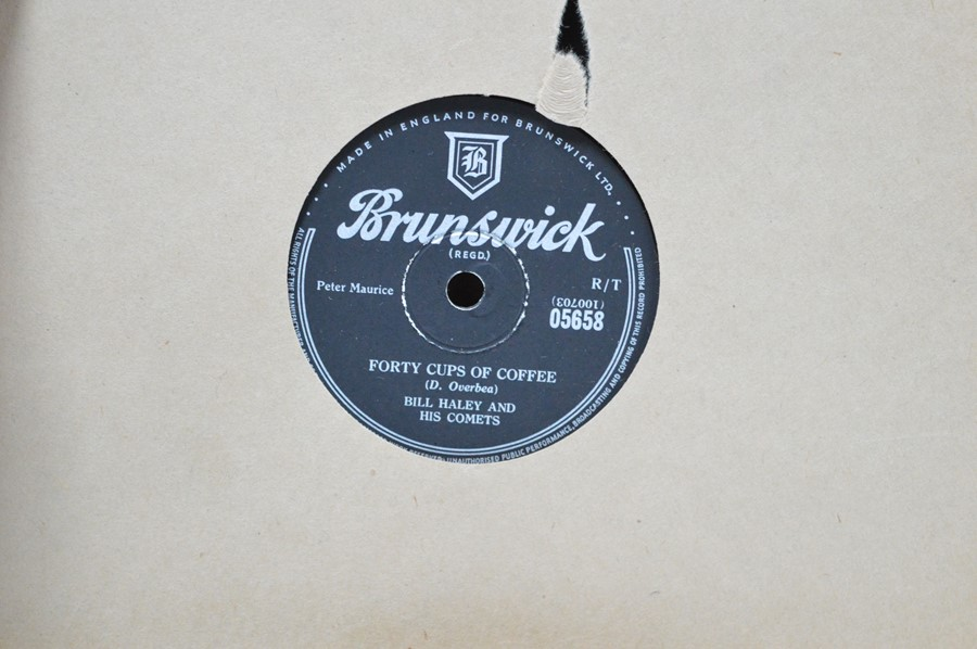 A large group of 78rpm records to include Little Richard. Bill Hailey and his Comets, Dean Martin, - Image 5 of 8