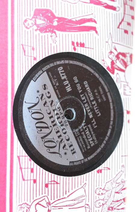 A large group of 78rpm records to include Little Richard. Bill Hailey and his Comets, Dean Martin, - Image 2 of 8