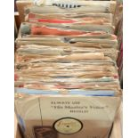 A group of 78rpm records to include Frankie laine, Dinah Shore, Jackie Gleason, Andy Williams,