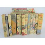 A group of Enid Blyton famous five and Noddy books