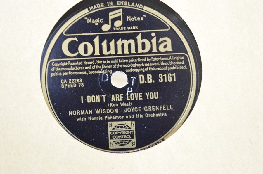 A large group of 78rpm records to include Little Richard. Bill Hailey and his Comets, Dean Martin, - Image 8 of 8