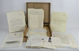 An extensive archive of letters written to Marion Scott (1877-1953), musicologist, violinist, critic