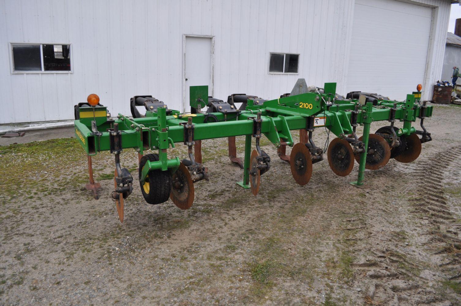 Walker Farm Equipment Auction