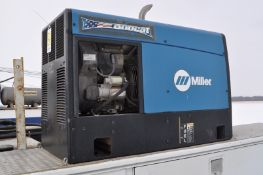 Miller Bobcat 225 welder/generator, 218 hrs, Kohler gas engine