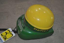 John Deere StarFire 3000 receiver, SF1, SN PCGT3TA646942