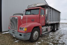 1991 Freightliner FLD dump truck, Cummins 855 Formula 350 engine, Eaton Performance 9 spd, 16' Pro