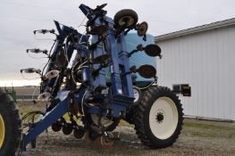 23 coulter Blu-Jet AT4610 applicator, coulters w/ injectors, 720/80R46 tires, 1550 gal poly cone