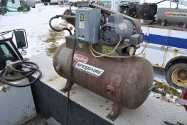 Dayton 220 volt air compressor