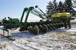 """John Deere 1770 NT 24 row 30"""" planter, front fold, CCS, Refuge Plus tank, markers, no-till coulters,"""