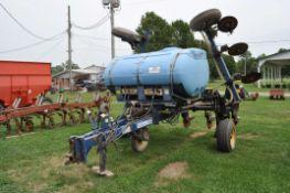 11 disc Blue Jet 28% applicator, ground drive pump, 800 gal tank