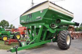 Killbros 1175 grain cart, 30.5-32 tires, 1000 PTO, lights roll tarp