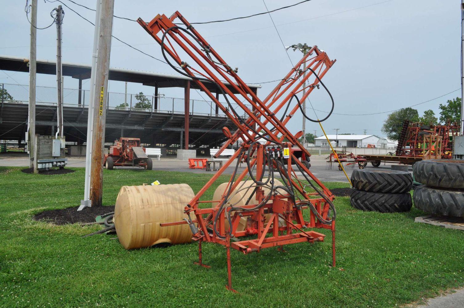 August Surplus Equipment Auction