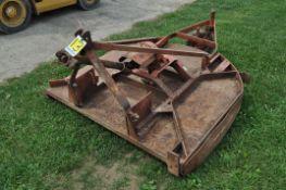 5' Bushhog 305 rotary mower, 3pt, hd, 540 pto