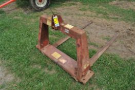 New Holland 80 bale mover, 3pt