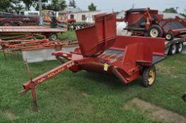 New Holland 144 hay inverter, ground drive