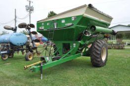 Killbros 1150 grain cart, 24.5-32 tires, corner auger, tarp, 1000 pto