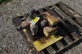 """2"""" cast pump with gas engine"""