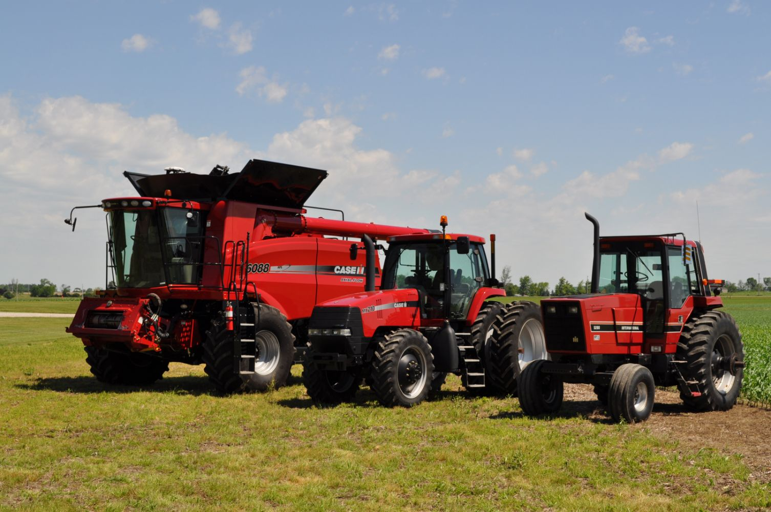 McCoppin Brothers Farm Equipment Auction