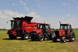 McCoppin Brothers Farm Equipment Auction. LIVE AUCTION BEGINS AT 10am, Similcast to begin after