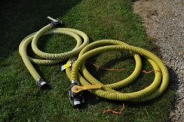 """2"""" hose and fittings"""