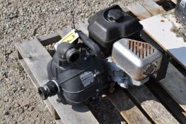 """2"""" Pacer poly pump with BrIggs and Stratton gas engine"""