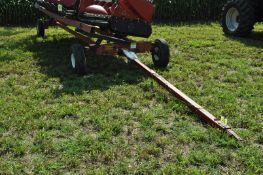 25' Unverferth header cart, 7.50-10 tires