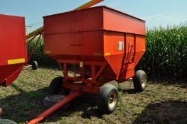 Killbros 350 bu gravity bed wagon, Killbros running gear, 11L-15 tires