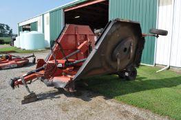 Rhino SE 415 rotary mower, 1000 PTO, stump jumpers, rear chains, hyd fold, hyd lift