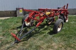 "3 btm x 14"" International 60 moldboard plow, pull type, hyd lift, tail wheel"