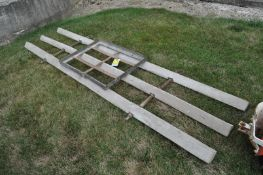 10 ½' wood drag
