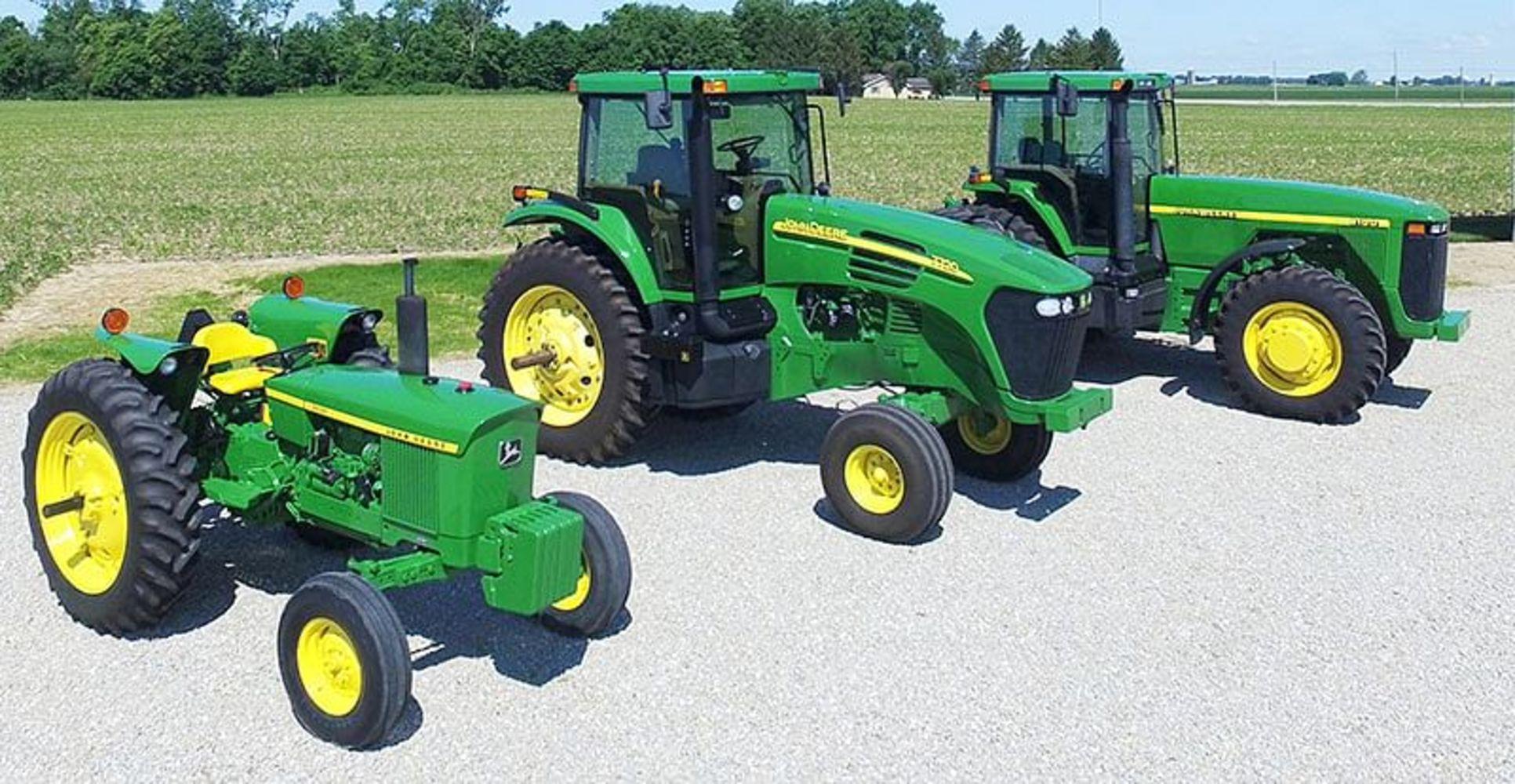 Delk Farm Equipment Auction