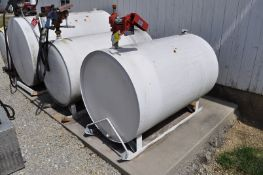 300 GAL fuel tank with pump