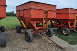 250 bu gravity bed wagon