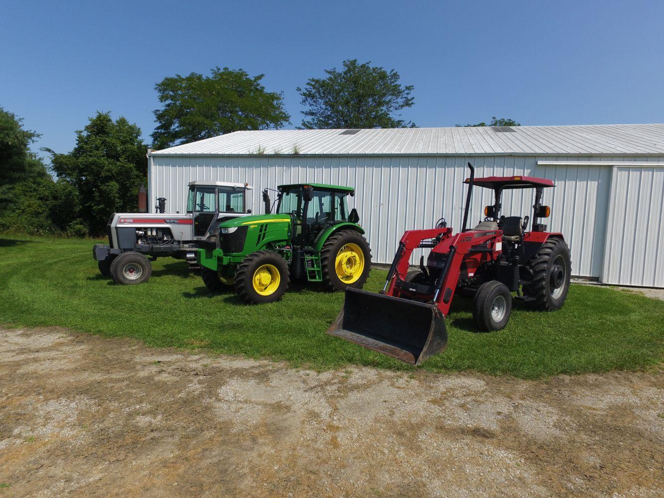 Haegele Farm Equipment Auction