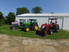 Haegele Farm Equipment Auction, Live Auction begins at 10:30am Eastern time. Simulcast will follow