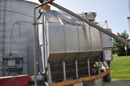8' GSI AirStream dryer w/ Competitor 2000 series control, SS screens, Competor 108, LP